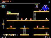 Флеш игра онлайн Прыгающий Боб / Jumping Bob
