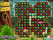 Флеш игра онлайн Магия Джунглей
