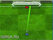 Флеш игра онлайн Крутой пенальти