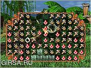 Флеш игра онлайн Jurassic Realm