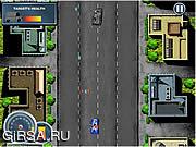 Флеш игра онлайн Герой полиции