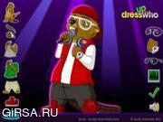 Флеш игра онлайн Justin Bieber Is Now A Beaver