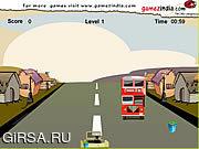Флеш игра онлайн На трассе / Kachra Gaadi
