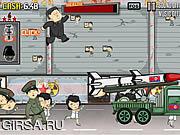 Флеш игра онлайн Выгони Кима / Kick Out Kim