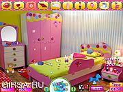 Флеш игра онлайн Детская комната / Kids Room Hidden Objects