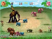 Игра Khan Kluay - Kids War