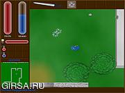 Флеш игра онлайн Kimblis синь