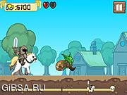 Флеш игра онлайн Король