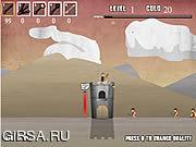 Флеш игра онлайн Kingdom Bow