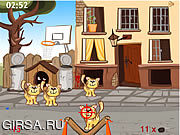 Флеш игра онлайн Котята