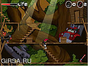 Флеш игра онлайн Дети По Соседству - Работы М. О. С. В. И. Т. У. Т. О. Ч. / Kids Next Door - Operation M.O.S.Q.U.I.T.T.O.H