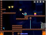 Флеш игра онлайн Knigh Princess Great Escape