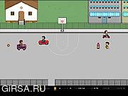 Флеш игра онлайн Kobe Basket