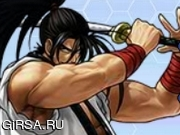 Флеш игра онлайн King of Fighters Wing 1.9