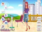 Флеш игра онлайн Кружева Любви Одеваются / Lace Love Dress Up