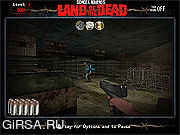 Флеш игра онлайн Земля мертвых