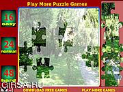 Флеш игра онлайн Пейзаж - пазлы