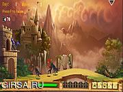 Флеш игра онлайн Защитник замка / Last Guardian