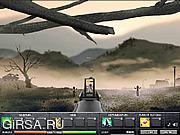 Флеш игра онлайн Последняя линия обороны