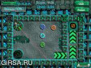 Флеш игра онлайн Лазерный побег / Lazer Shoots