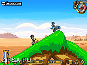 Игра League Motocross