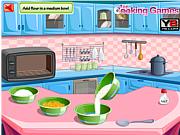 Флеш игра онлайн Лимонный Пирог Приготовление