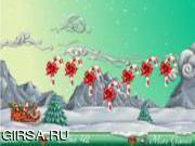 Флеш игра онлайн Пусть идет снег / Let it Snow