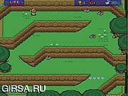 Флеш игра онлайн Приключения Линка