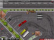 Флеш игра онлайн Long Bus Driver 2