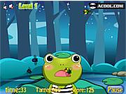 Флеш игра онлайн Милая лягушка / Lovely Frog Girl