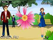 Флеш игра онлайн История любви