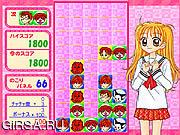 Флеш игра онлайн Влюбленность Tetris