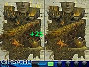 Флеш игра онлайн Люцифер - Найди отличия / Lucifer - Spot the Difference