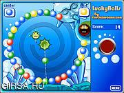 Флеш игра онлайн Удачливейшие шарики / Lucky Balls