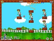 Флеш игра онлайн Luigi Shoot Zombie
