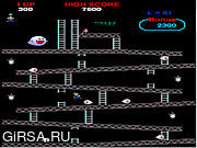 Флеш игра онлайн Luigi's Mansion