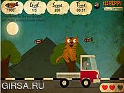 Флеш игра онлайн Mad Cat