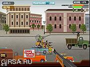 Флеш игра онлайн Уничтожитель мафии / Mafia Shootout