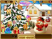 Флеш игра онлайн Поиск предметов - Рождество / Magic Christmas Hidden Object