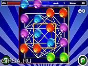 Флеш игра онлайн Magic Marbles