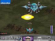 Флеш игра онлайн Человек, Который Спасает Мир