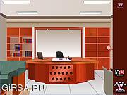 Флеш игра онлайн Побег - Найти предметы / Manager Room Escape