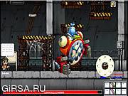 Флеш игра онлайн Рассказ Papulatus клена / Maple Story Papulatus