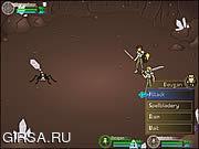 Флеш игра онлайн Новый герой / Mardek Chapter 2: A New Hero