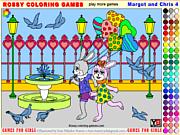 Флеш игра онлайн Марго и Крис 4