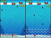 Флеш игра онлайн Морские бомбы