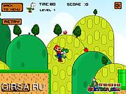Игра Mario and Yoshi adventure
