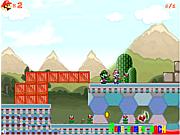 Флеш игра онлайн Mario And Luigi Go Home 2