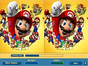 Флеш игра онлайн Братья Марио / Mario Brothers Difference