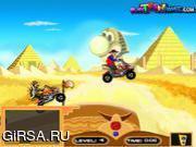 Флеш игра онлайн Mario Egypt Adventure2